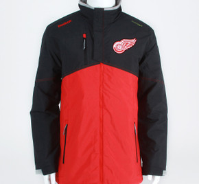 Detroit Red Wings Center Ice Full Zip Midweight Jacket