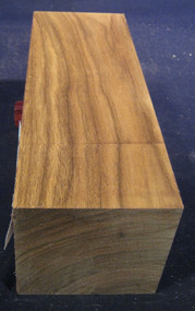 "Black Walnut - 4"" x 4"" x 12"""