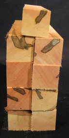 "#2 Grade - Ambrosia Maple - 2"" x 2"" x 12"""