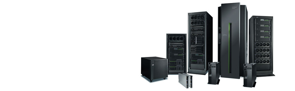 IBM iSeries Power Systems