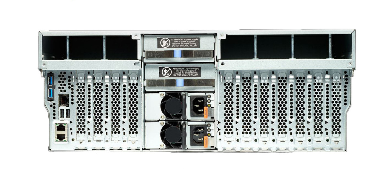 IBM 8286 41A Power8 v7r2 4-Core 10,300 CPW