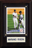 "MLB 4""x6"" Mariano Rivera New York Yankees Player Plaque"