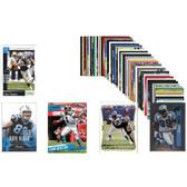 NFL Carolina Panthers 50 Card Packs