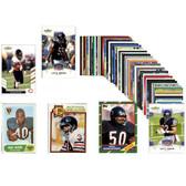 NFL Chicago Bears 50 Card Packs