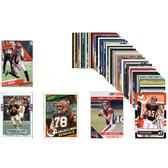 NFL Cincinnati Bengals 50 Card Packs