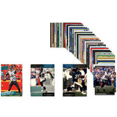 NFL Jacksonville Jaguars 50 Card Packs
