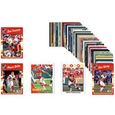 NFL Kansas City Chiefs 50 Card Packs