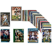 NFL Miami Dolphins 50 Card Packs