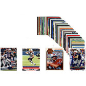 NFL New England Patriots 50 Card Packs