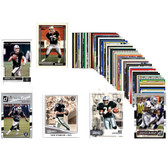 NFL Oakland Raiders 50 Card Packs