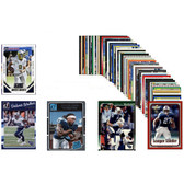 NFL Tennessee Titans 50 Card Packs