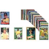 MLB Oakland Athletics 50 Card Packs