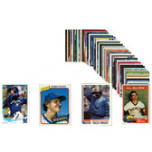MLB Milwaukee Brewers 50 Card Packs