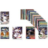 MLB Los Angeles Dodgers 50 Card Packs