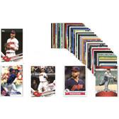 MLB Cleveland Indians 50 Card Packs
