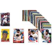 MLB Boston Red Sox 50 Card Packs