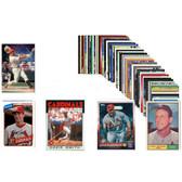 MLB St. Louis Cardinals 50 Card Packs