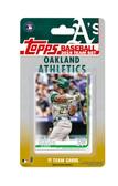 MLB Oakland Athletics 2019 Team Set