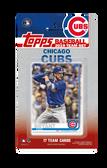 MLB Chicago Cubs 2019 Team Set