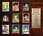 "MLB 15""x18"" Mariano Rivera New York Yankees Career Stat Plaque"