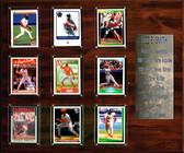 "MLB 15""x18"" Ozzie Smith St. Louis Cardinals Career Stat Plaque"