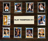 "NBA 15""x18"" Klay Thompson Golden State Warriors Player Plaque"