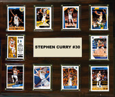 "NBA 15""x18"" Stephen Curry Golden State Warriors Player Plaque"