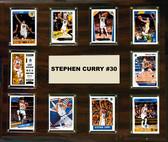 "NBA 15""x18"" Stephen Curry Golden State Warriors Player Plaque"