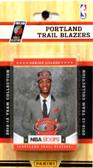NBA Portland Trailblazers 2012 Hoops Team Set