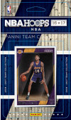 NBA Los Angeles Lakers  2016 Hoops Hoops Team