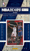 NBA Toronto Raptors 2016 Hoops Team Set