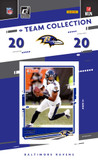 NFL Baltimore Ravens Licensed2020 Donruss Team Set