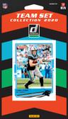 NFL Carolina Panthers Licensed2020 Donruss Team Set