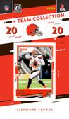 NFL Cleveland Browns Licensed2020 Donruss Team Set