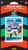 NFL Detroit Lions Licensed2020 Donruss Team Set