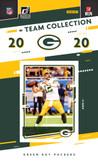 NFL Green Bay Packers Licensed2020 Donruss Team Set