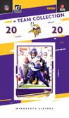 NFL Minnesota Vikings Licensed2020 Donruss Team Set