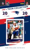 NFL New England Patriots Licensed2020 Donruss Team Set