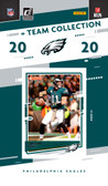 NFL Philadelphia Eagles Licensed2020 Donruss Team Set
