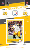 NFL Pittsburgh Steelers Licensed2020 Donruss Team Set