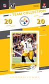 NFL Pittsburgh Steelers Licensed2020 Donruss Team Set