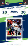 NFL Seattle Seahawks Licensed2020 Donruss Team Set