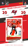 NFL Tampa Bay Buccaneers Licensed2020 Donruss Team Set