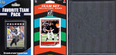 NFL Atlanta Falcons Licensed 2020 Score Team Set and Favorite Player Trading Card Pack Plus Storage Album