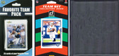 NFL Indianapolis Colts Licensed 2020 Score Team Set and Favorite Player Trading Card Pack Plus Storage Album