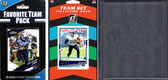 NFL Tennessee Titans Licensed 2020 Score Team Set and Favorite Player Trading Card Pack Plus Storage Album