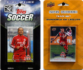 MLS Toronto FC 2 Different Licensed Trading Card Team Sets