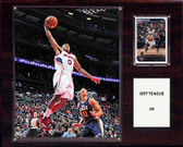 "NBA 12""x15"" Jeff Teague Atlanta Hawks Player Plaque"