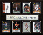 "NBA 12""x15"" Boston Celtics All-Time Greats Plaque"