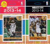 NBA Brooklyn Nets Licensed 2013-14 Hoops Team Set Plus 2013-24 Hoops All-Star Set